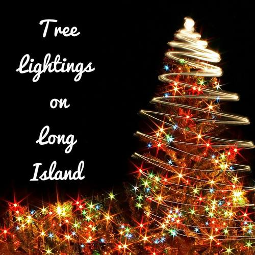 Tree Lightings On Long Island