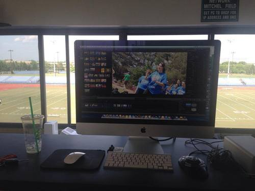 Final cut pro X, on location editing, video production
