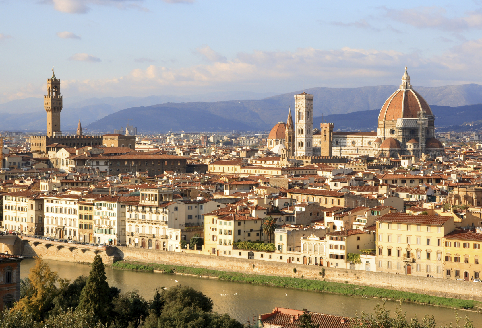 Must see tuscany and florence 6 night package endless italy for Is florence in tuscany
