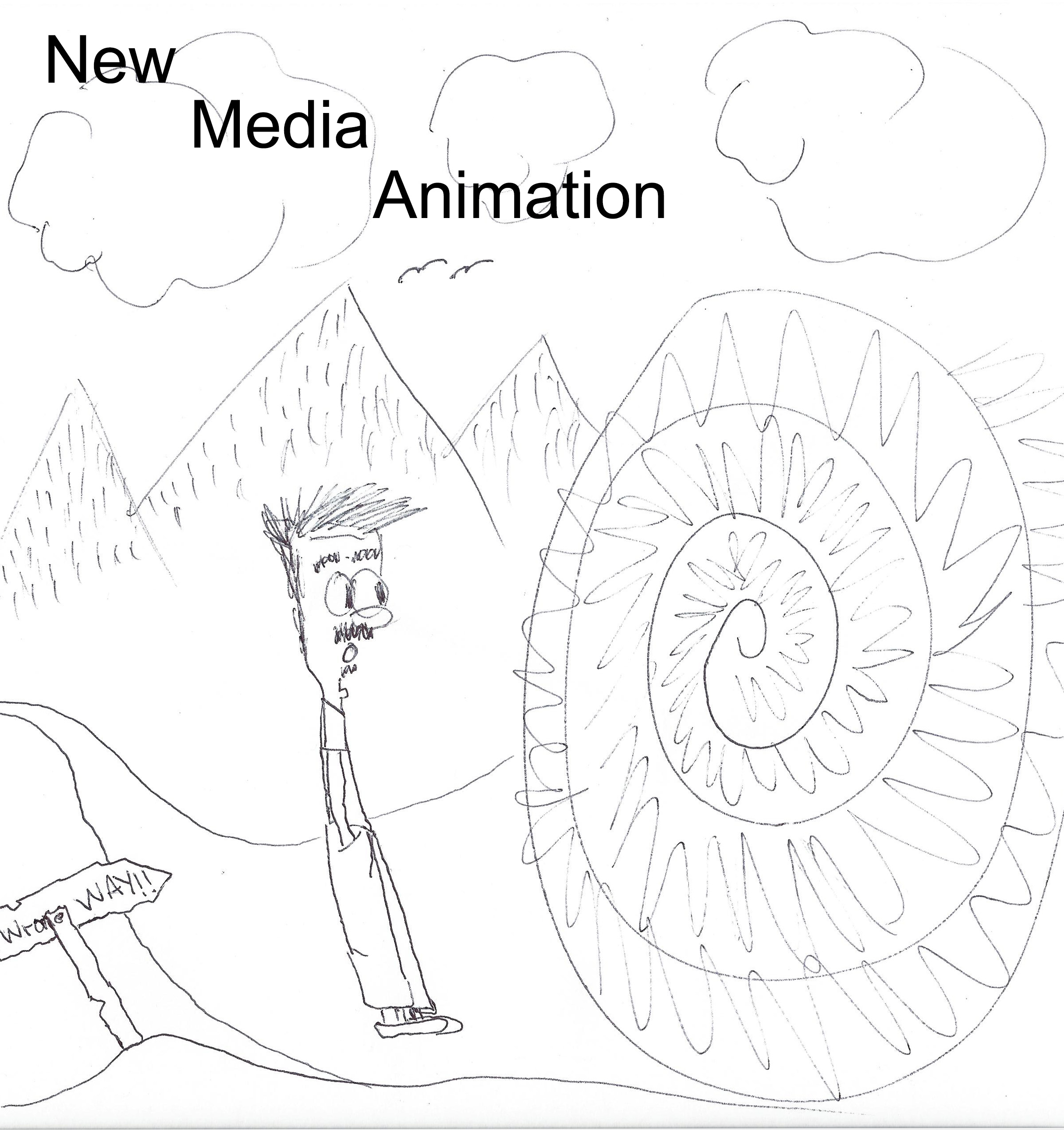 Blog 008 | New Media Animation