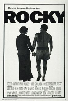 ROCKY The Movie | Poster