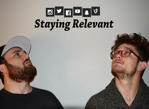 Blog 035 | Staying Relevant