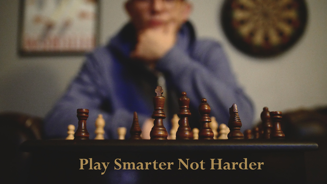 Blog 040 | Play Smarter Not Harder