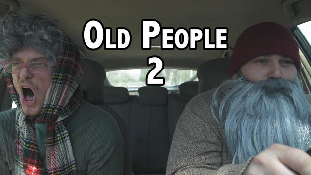 Old People 2 | Sketches | UPP Studios