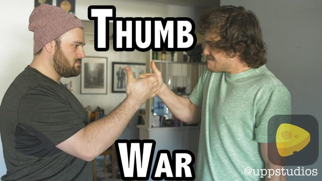 Thumb War | Sketches | UPP Studios