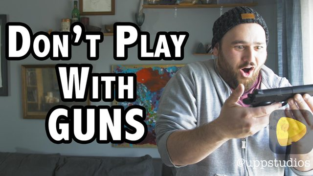 Don't Play With Guns | Sketches | UPP Studios