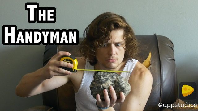 The Handyman | Sketches | UPP Studios