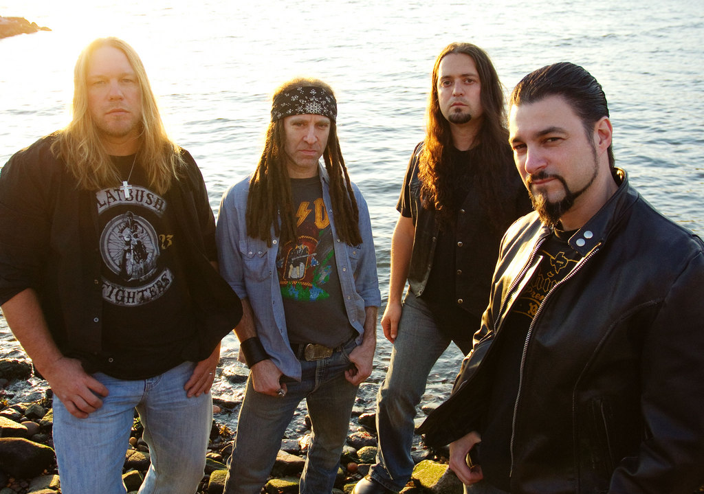 BLACK WATER RISING Releases Electrified via Pavement Entertainment